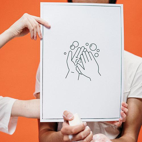 Jak chronić się przed koronawirusem? Myj ręce